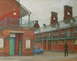 Cavalry Barracks, Colchester