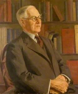 H. de Havilland, MA