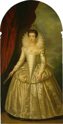 Margaret Audley (1540–1564), Duchess of Norfolk