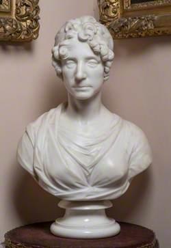 Bust of Jane Griffin (1798–1856), née Cornwallis, Lady Braybrooke