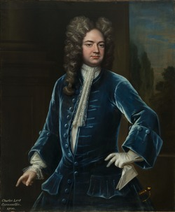 Charles (1675–1722), 4th Lord Cornwallis
