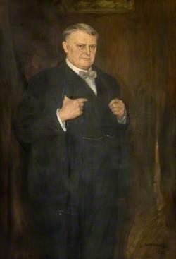 Richard Combe Abdy, High Steward of Harwich