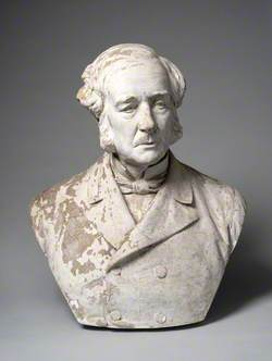 Bust of a Colchester Politician (?)