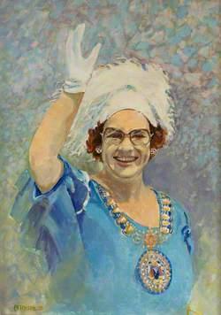 Beryl Stella Scholfield (1920–2002), Mayor of Southend (1982–1983), Freeman of the Borough (1978)