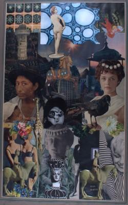 Surrealist Collage