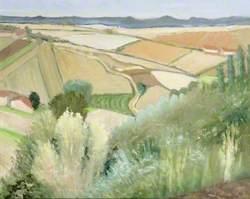 Landscape near Riberac