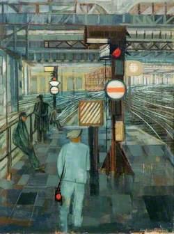 Station Scene