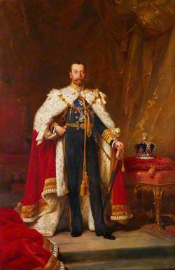 King George V (1865–1936)