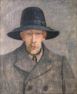 Arthur William Symons (1865–1945), Poet and Critic