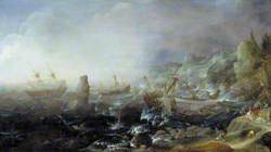St Paul Wrecked at Sea