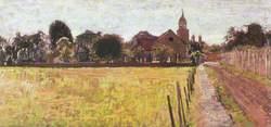 Petersham Church