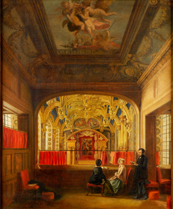 The Chapel Royal, Hampton Court