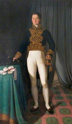 Sir Augustus Foster (1780–1848), HM Minister to Denmark (1814–1824)
