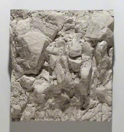 Chalk Cliff Study