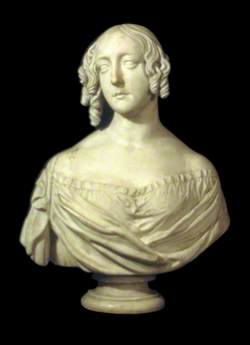 Bust of an Unknown Lady
