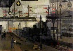 Platform 4, Newcastle Station