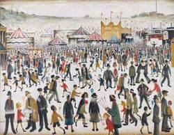 Lancashire Fair, Good Friday, Daisy Nook