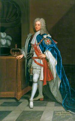King George II (1683–1760), When Prince of Wales