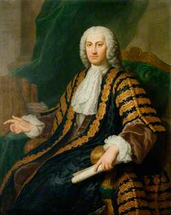 Henry Bilson Legge (1708–1764), Chancellor of the Exchequer