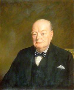 Sir Winston Churchill (1874–1965), Prime Minister