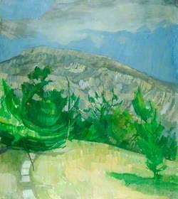 Le Rouret Landscape