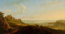 View of Dover Castle