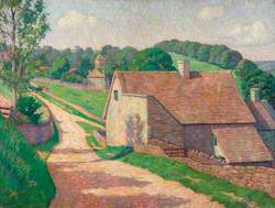 Summer Day, Frampton Mansell