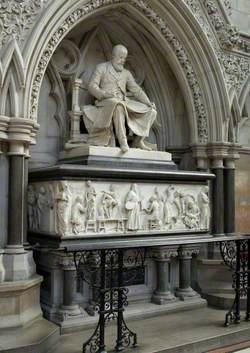 George Edmund Street (1824–1881), Architect and Architectural Theorist