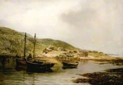 A Fishing Village, Skye