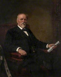 Former Bailie Walter Paton (1838–1906)