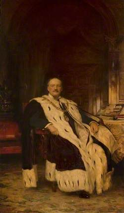 Sir John Ure Primrose (1847–1924), Lord Provost of Glasgow (1902–1905)