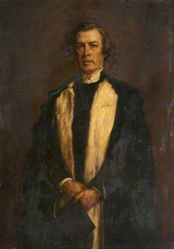 Reverend John Caird (1820–1898), Principal of Glasgow University (1873–1898)