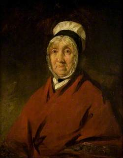 Portrait of an Old Scottish Lady