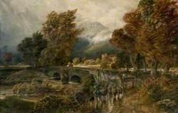 Crossthwaite Bridge, near Keswick
