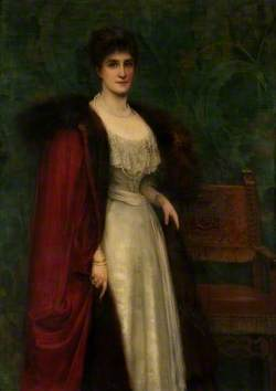 Ina Campbell (d.1925), Duchess of Argyll