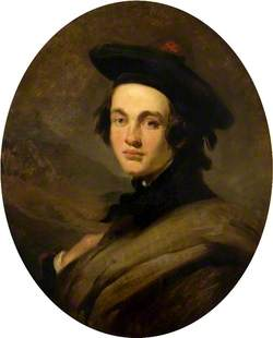 Self Portrait When a Young Man