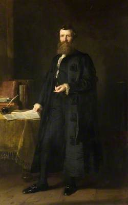 Sir James David Marwick (1826–1908), Town Clerk of Glasgow (1873–1903)
