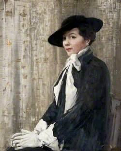 Mrs John de la Valette
