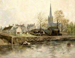 Old Govan Water Row