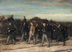 1914: The Belgians on the March