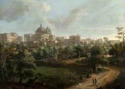 View of Ariccia