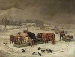 December, near Callander