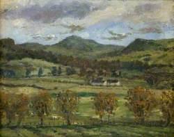 Landscape near Fintry