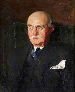 James Welsh, Lord Provost of Glasgow (1943–1945)