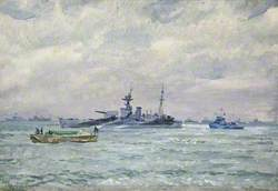 HMS 'Roberts'