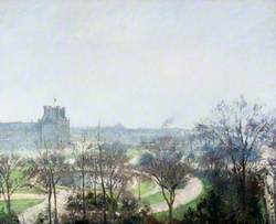 The Tuileries Gardens, Paris