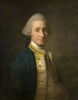 Captain Sir John Lindsay (1737–1788)