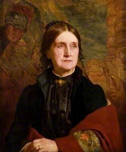 The Artist's Wife, Jane Macdonald (1820–1897)