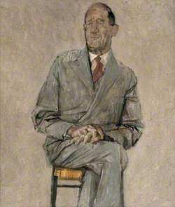 Sir Eric Ashby (1904–1992), Master of Clare College, Cambridge