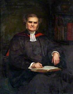 Reverend Dr George Reith (b.1842)